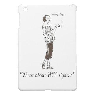 Caso del iPad de las derechas de los fumadores min