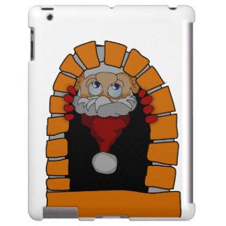 Caso del iPad de las Felices Navidad de Santa Funda Para iPad