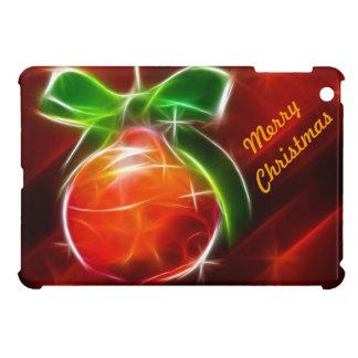 Caso del iPad de las Felices Navidad mini