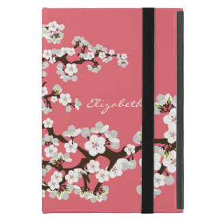 Caso del iPad de las flores de cerezo mini con iPad Mini Coberturas