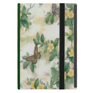 Caso del iPad de las flores y de las mariposas iPad Mini Protector