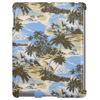 Caso del iPad de las islas hawaianas de la bahía Funda Para iPad