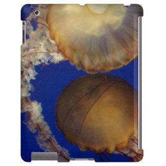 Caso del iPad de las medusas Funda Para iPad