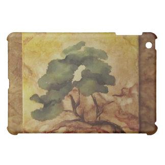 Caso del iPad de los bonsais
