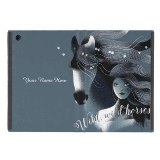 Caso del iPad de los caballos salvajes mini iPad Mini Protector