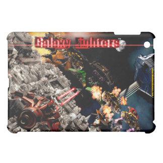 Caso del iPad de los combatientes de la galaxia