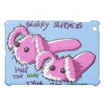 Caso del iPad de los deslizadores del conejito