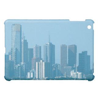 Caso del iPad de los edificios del río del horizon