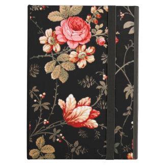 Caso del iPad de los rosas del rosa salvaje