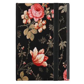 Caso del iPad de los rosas del rosa salvaje mini iPad Mini Carcasa