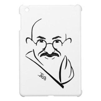 Caso del iPad de Mahatma Gandhi mini