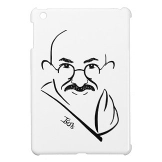 Caso del iPad de Mahatma Gandhi mini iPad Mini Carcasas