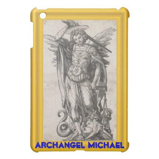 Caso del iPad de Michael del arcángel mini