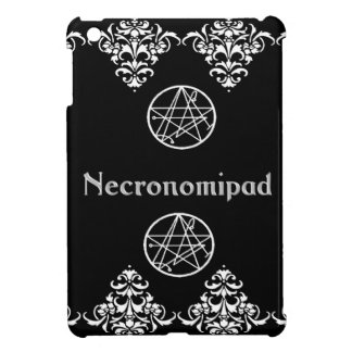 Caso del iPad de Necronomipad iPad Mini Protector