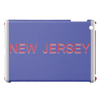 Caso del iPad de New Jersey