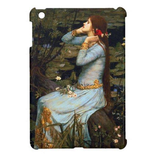 Caso del iPad de Ofelia del Waterhouse mini iPad Mini Carcasas