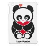 Caso del iPad de Panda® del amor mini