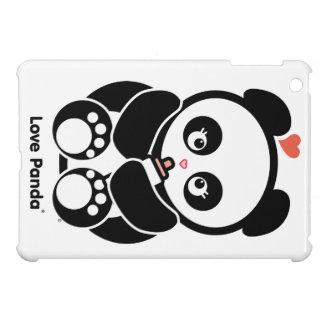 Caso del iPad de Panda® del amor mini iPad Mini Fundas