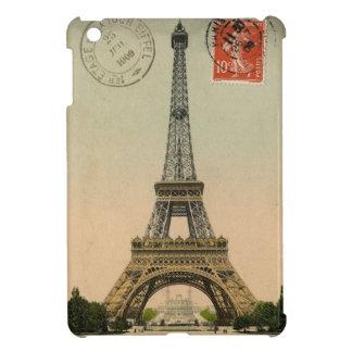 Caso del iPad de París de la torre Eiffel de la po