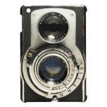 Caso del iPad de Rolleiflex de la cámara del vinta iPad Mini Fundas