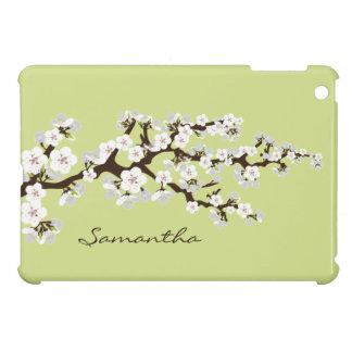Caso del iPad de Sakura de las flores de cerezo mi iPad Mini Carcasas