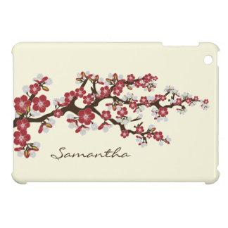 Caso del iPad de Sakura de las flores de cerezo mi iPad Mini Funda