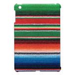 Caso del iPad de Sarape del mexicano mini iPad Mini Cobertura