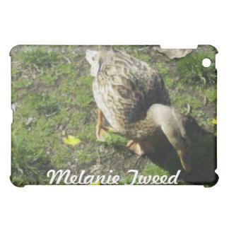 Caso del ipad de señora Melanie Tweed