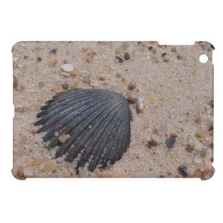 Caso del iPad de Shell de concha de peregrino mini iPad Mini Coberturas