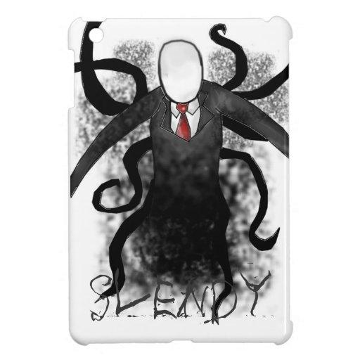 Caso del iPad de Slenderman mini iPad Mini Funda