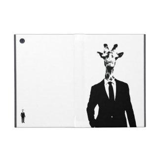 Caso del iPad de Sr. Giraffe mini iPad Mini Protector