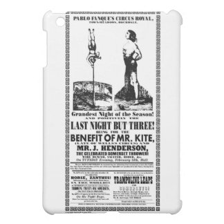 Caso del iPad de Sr. Kite
