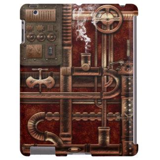 Caso del iPad de Steampunk Funda Para iPad