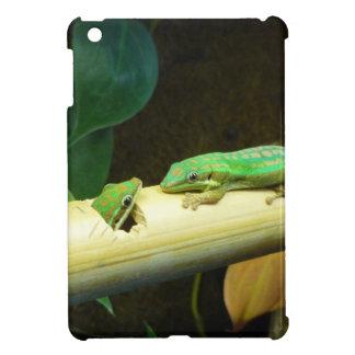 Caso del iPad del amor del Gecko del día mini iPad Mini Protector