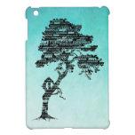 Caso del iPad del árbol de Bodhi mini