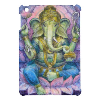 Caso del iPad del arte de Buda del elefante de Gan iPad Mini Cárcasa