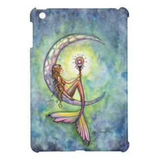 Caso del iPad del arte de la fantasía de la luna d