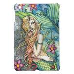 Caso del iPad del arte de la fantasía de la sirena iPad Mini Coberturas