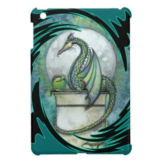Caso del iPad del arte de la fantasía del dragón v