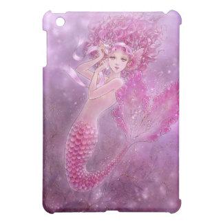 Caso del iPad del arte de la fantasía - sirena