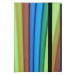 Caso del iPad del arte del arco iris mini con Kick iPad Mini Cobertura