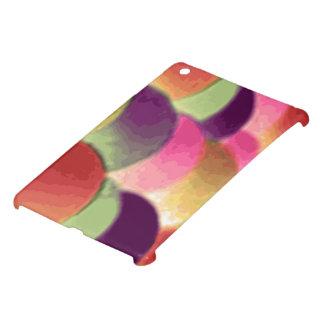 Caso del iPad del arte del arco iris mini por Janz