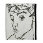 Caso del iPad del autorretrato de Egon Schiele