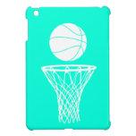 Caso del iPad del baloncesto de la turquesa mini iPad Mini Carcasa