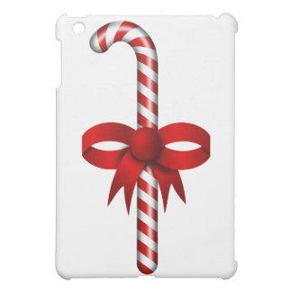 Caso del iPad del bastón de caramelo