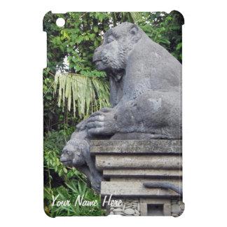 Caso del iPad del bosque del mono mini