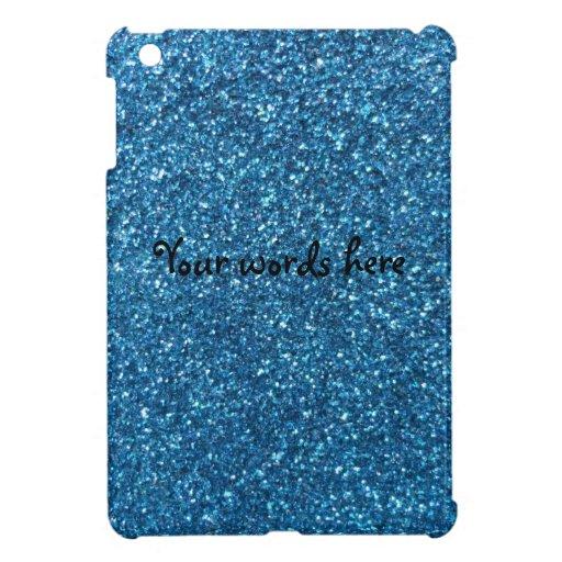 Caso del ipad del brillo de la aguamarina mini iPad mini protectores