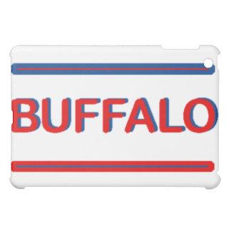 Caso del iPad del búfalo