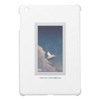 caso del ipad del cerdo del vuelo mini iPad mini coberturas