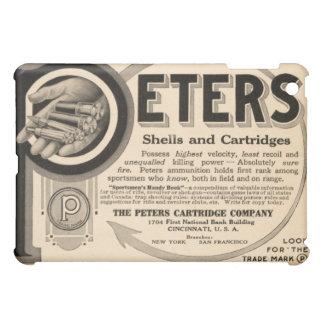 Caso del iPad del Co Apple del cartucho de Peters